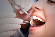 Picture of dental exam