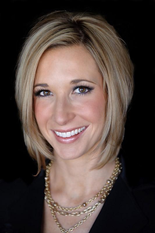 Portrait of Dr. Anna Abernethy