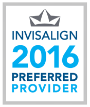 Renaissance Dental Center is a 2016 Invisalign Preferred Provider