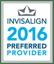 Renaissance Dental Center is a 2016 Invisalign Preferred Provider